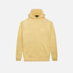 Shadow Hill light butter hoodie